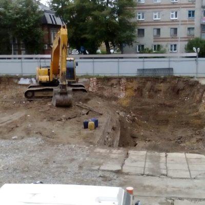 """Начато строительство жилого дома """"Соло"""""""