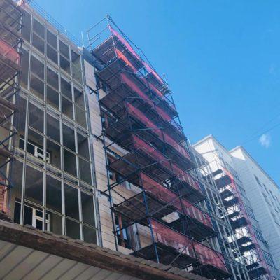 Cтроительство жилого дома «Соло» фотоотчет